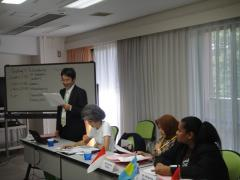 17. Lecture by Mr. Masaru Sakuni, Program Division, NWEC